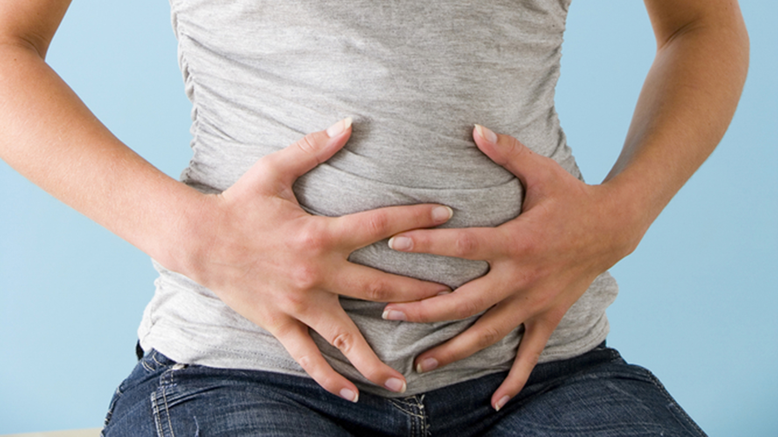 Get Rid of a Gas Bubble in Stomach
