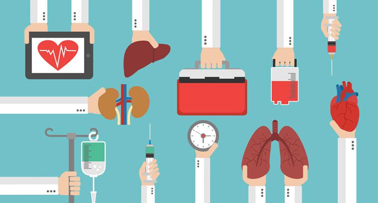 Donating Organs